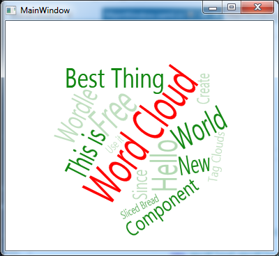 Wordle for WPF
